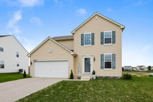 2673 Fairfax Way, Yorkville, IL 60560 (MLS #10793619) :: O'Neil Property Group