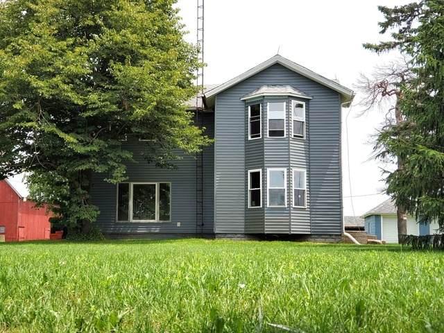 60 Earlville Road, Earlville, IL 60518 (MLS #10793632) :: Helen Oliveri Real Estate