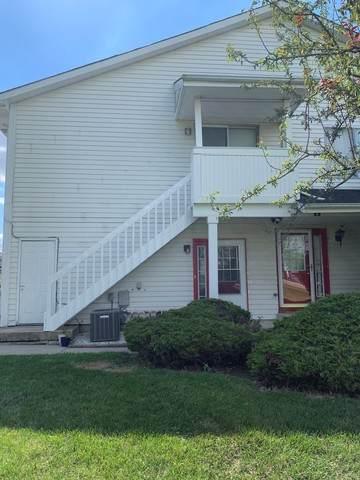 7 Red Barn Road #107, Matteson, IL 60443 (MLS #10793640) :: John Lyons Real Estate