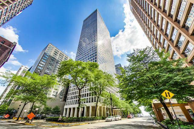 260 E Chestnut Street #704, Chicago, IL 60611 (MLS #10793893) :: Angela Walker Homes Real Estate Group