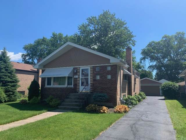 3043 Sangamon Street, Steger, IL 60475 (MLS #10794127) :: The Wexler Group at Keller Williams Preferred Realty