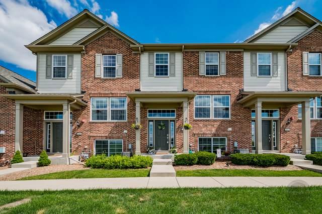 314 Devoe Drive #233, Oswego, IL 60543 (MLS #10794154) :: O'Neil Property Group