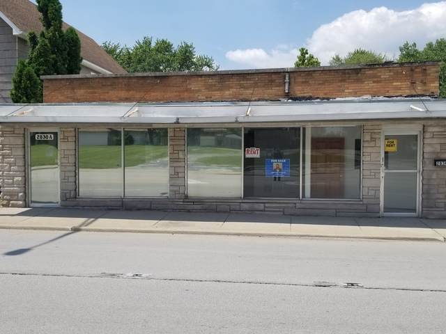 2830 Chicago Road, South Chicago Heights, IL 60411 (MLS #10794294) :: John Lyons Real Estate
