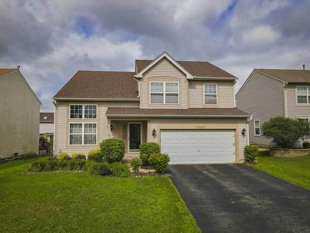 1751 Seaton Court, Aurora, IL 60503 (MLS #10794306) :: John Lyons Real Estate
