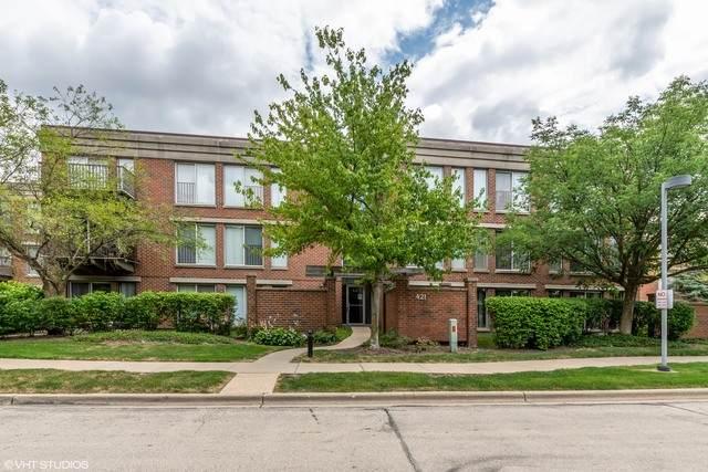 421 Kelburn Road #113, Deerfield, IL 60015 (MLS #10794342) :: John Lyons Real Estate