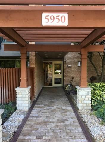 5950 Oakwood Drive 2K, Lisle, IL 60532 (MLS #10794549) :: John Lyons Real Estate