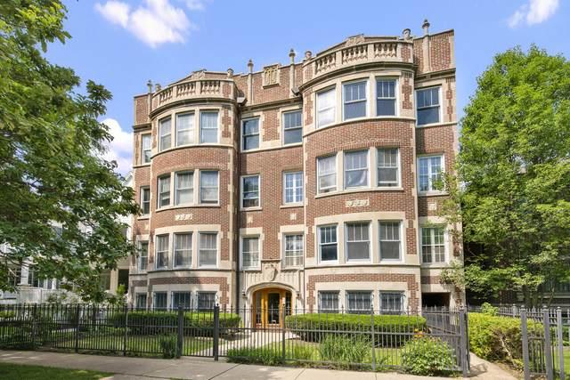 4520 N Hermitage Avenue 3N, Chicago, IL 60640 (MLS #10794593) :: Angela Walker Homes Real Estate Group