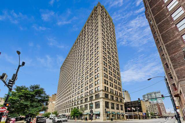 600 S Dearborn Street #714, Chicago, IL 60605 (MLS #10794926) :: John Lyons Real Estate
