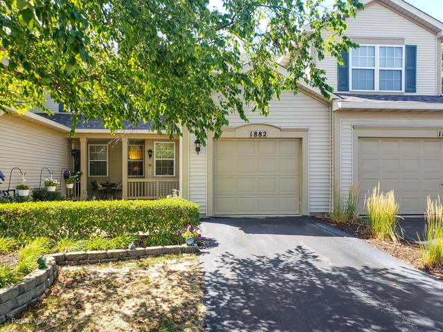 1882 N Wentworth Circle, Romeoville, IL 60446 (MLS #10795002) :: The Wexler Group at Keller Williams Preferred Realty