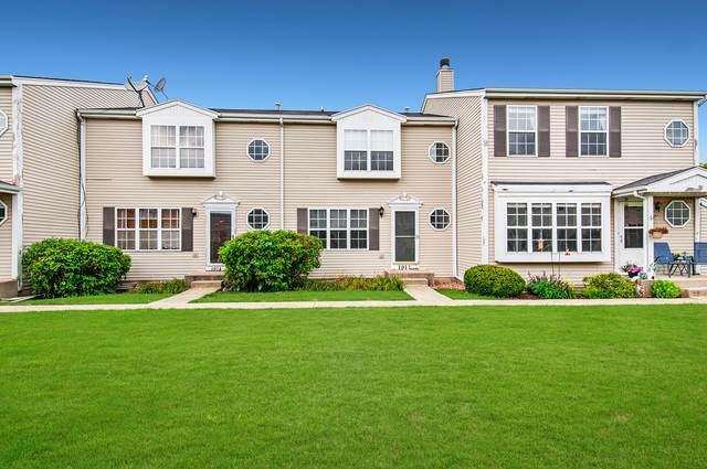 1912 Cinnamon Court #1912, Joliet, IL 60435 (MLS #10795003) :: John Lyons Real Estate