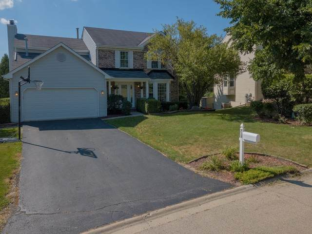 713 Mohican Trail, Lake In The Hills, IL 60156 (MLS #10795066) :: John Lyons Real Estate