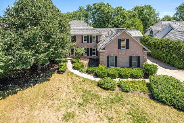 1612 Mulberry Drive, Libertyville, IL 60048 (MLS #10795179) :: Knott's Real Estate Team