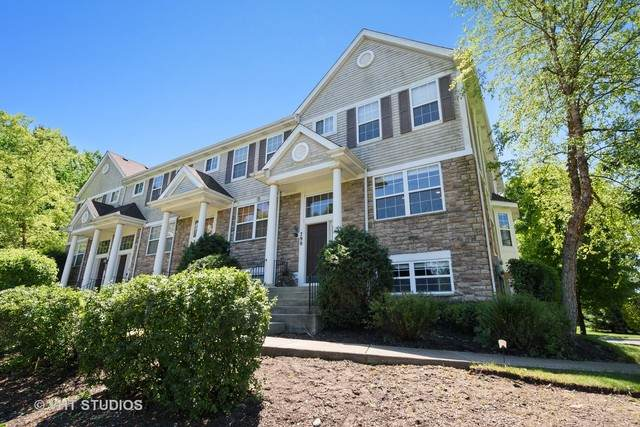 790 W Misty Drive, Palatine, IL 60074 (MLS #10795181) :: John Lyons Real Estate