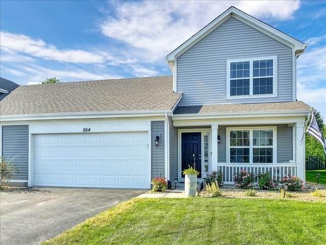 264 Maryland Lane, Pingree Grove, IL 60140 (MLS #10795228) :: John Lyons Real Estate