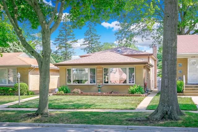 4037 Harvard Terrace, Skokie, IL 60076 (MLS #10795299) :: Property Consultants Realty