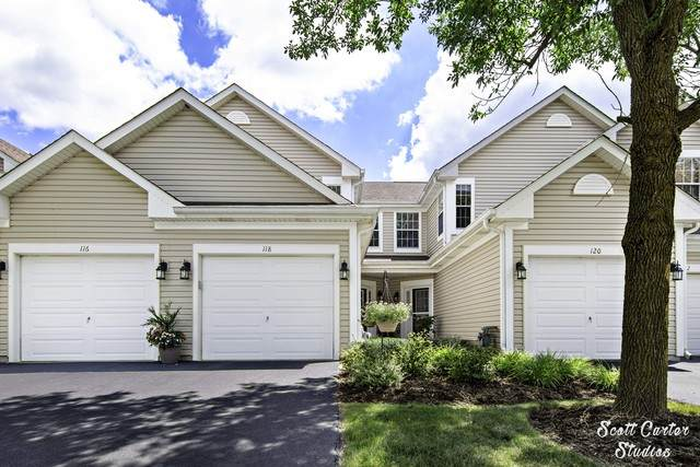 118 Harvest Gate, Lake In The Hills, IL 60156 (MLS #10795321) :: Angela Walker Homes Real Estate Group