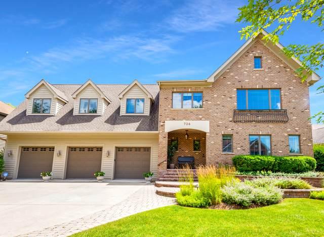 726 Wedgewood Drive, Crystal Lake, IL 60014 (MLS #10795471) :: John Lyons Real Estate