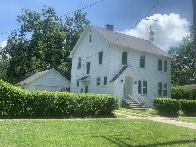 108 S Oak Street, Buckley, IL 60918 (MLS #10795510) :: Littlefield Group