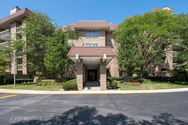 1250 Rudolph Road 3B, Northbrook, IL 60062 (MLS #10795541) :: John Lyons Real Estate