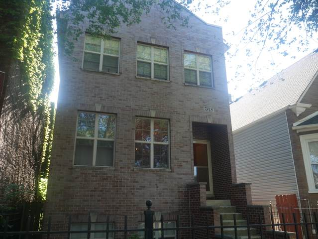 7818 S Kimbark Avenue, Chicago, IL 60619 (MLS #10795685) :: Angela Walker Homes Real Estate Group