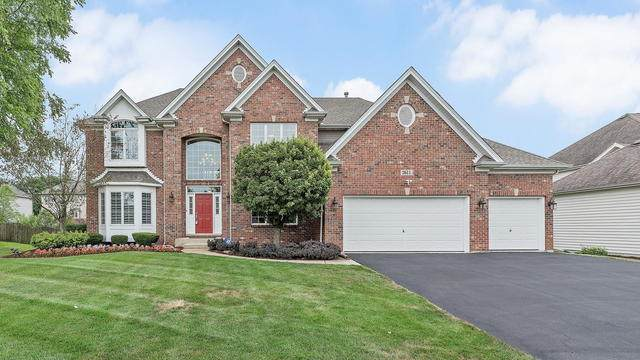 2611 Lupine Circle, Naperville, IL 60564 (MLS #10795799) :: The Wexler Group at Keller Williams Preferred Realty