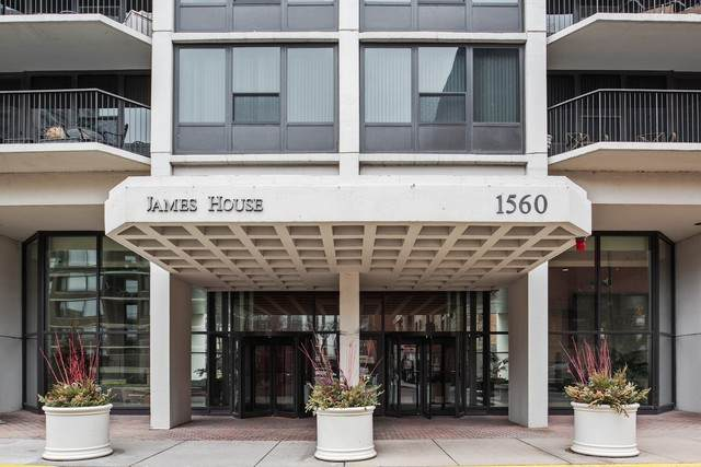 1560 N Sandburg Terrace #615, Chicago, IL 60610 (MLS #10795843) :: John Lyons Real Estate