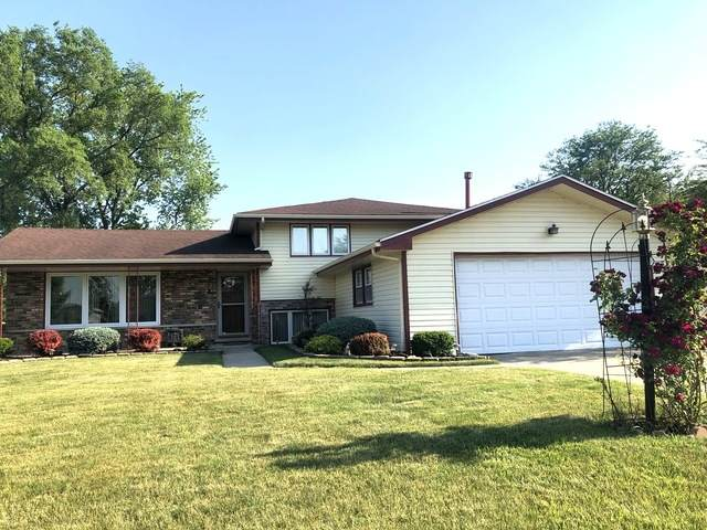 8149 W 89th Street, Hickory Hills, IL 60457 (MLS #10795870) :: The Wexler Group at Keller Williams Preferred Realty