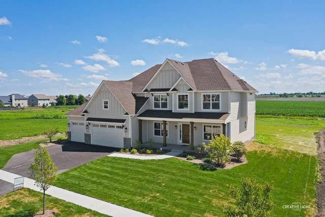 5010 Carpenter Avenue, Oswego, IL 60543 (MLS #10795881) :: O'Neil Property Group