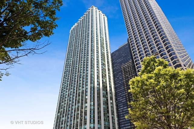 195 N Harbor Drive #2406, Chicago, IL 60611 (MLS #10795909) :: John Lyons Real Estate