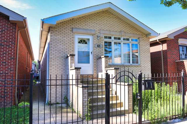 423 W Root Street, Chicago, IL 60609 (MLS #10795930) :: Angela Walker Homes Real Estate Group