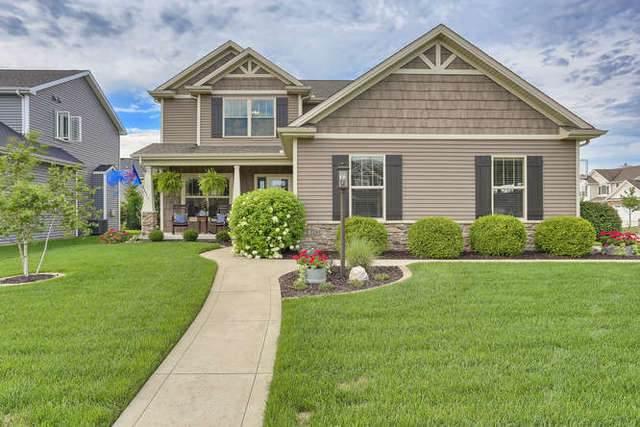 5109 Emmas Way, Champaign, IL 61822 (MLS #10796007) :: Ryan Dallas Real Estate