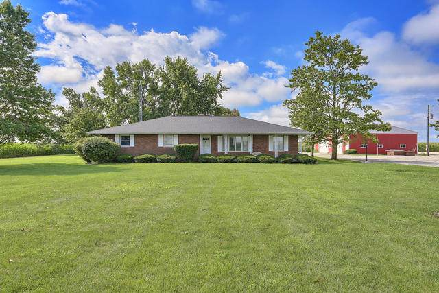 1055 E State Route 133, ARCOLA, IL 61910 (MLS #10796060) :: Littlefield Group