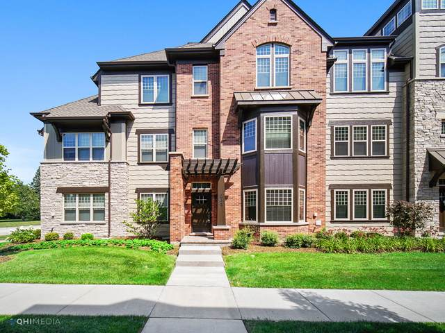 634 Parkside Court, Libertyville, IL 60048 (MLS #10796102) :: John Lyons Real Estate
