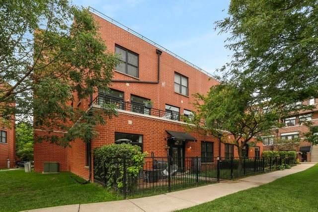 2342 W Oakdale Avenue #39E2, Chicago, IL 60618 (MLS #10796109) :: John Lyons Real Estate