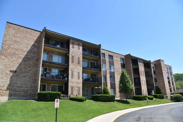 1103 S Hunt Club Drive #124, Mount Prospect, IL 60056 (MLS #10796115) :: O'Neil Property Group