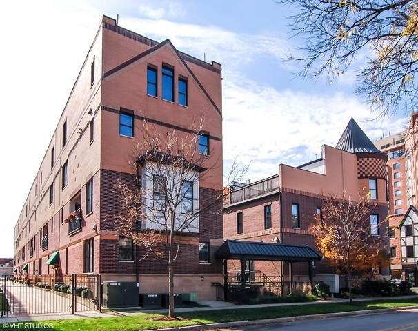 170 N Marion Street #4, Oak Park, IL 60302 (MLS #10796286) :: Angela Walker Homes Real Estate Group