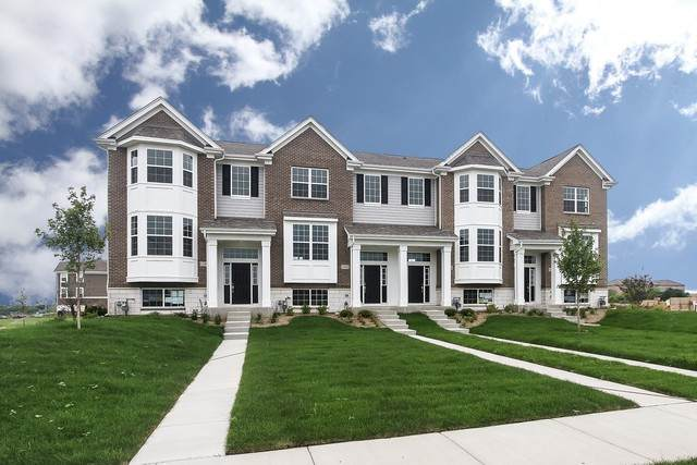 13900 S Addison #1.01 Trail, Homer Glen, IL 60491 (MLS #10796348) :: John Lyons Real Estate