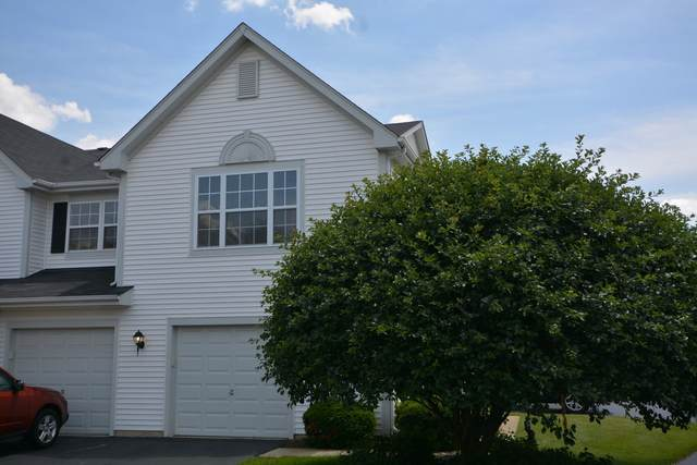 2463 Dickens Drive #2463, Aurora, IL 60503 (MLS #10796374) :: The Wexler Group at Keller Williams Preferred Realty