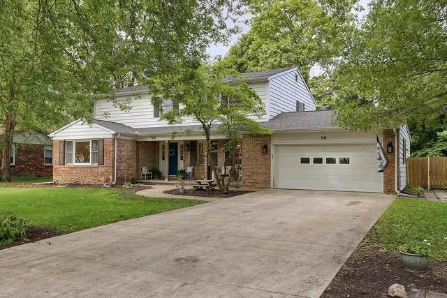 50 Chestnut Court, Champaign, IL 61822 (MLS #10796421) :: Ryan Dallas Real Estate