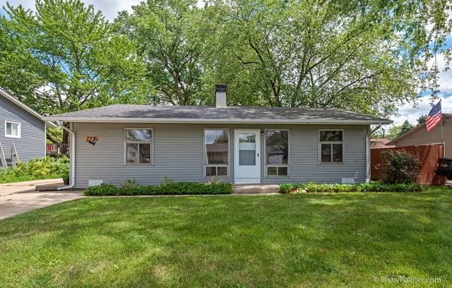 115 S Chestnut Drive, Streamwood, IL 60107 (MLS #10796569) :: Angela Walker Homes Real Estate Group