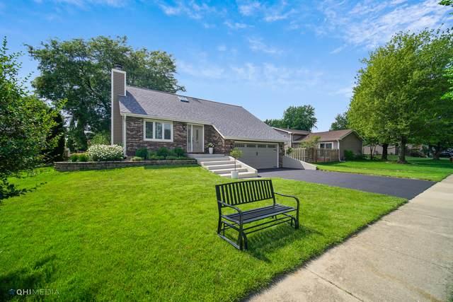 13728 S Amherst Court, Plainfield, IL 60544 (MLS #10797016) :: John Lyons Real Estate