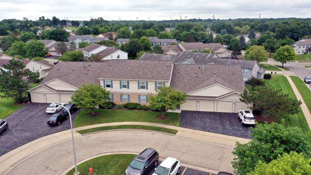 1011 Sommerset Court A, Elgin, IL 60120 (MLS #10797021) :: Century 21 Affiliated