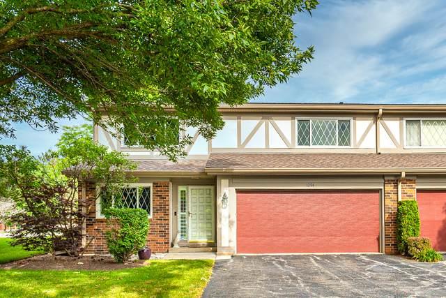 1294 Briarwood Lane, Libertyville, IL 60048 (MLS #10797049) :: John Lyons Real Estate