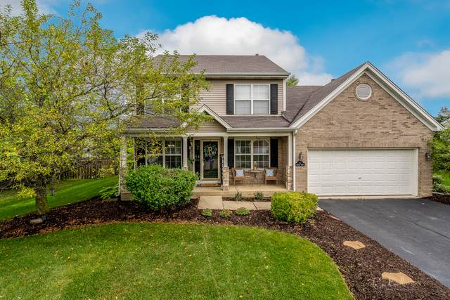 9 Newbury Court, Lake In The Hills, IL 60156 (MLS #10797143) :: The Wexler Group at Keller Williams Preferred Realty