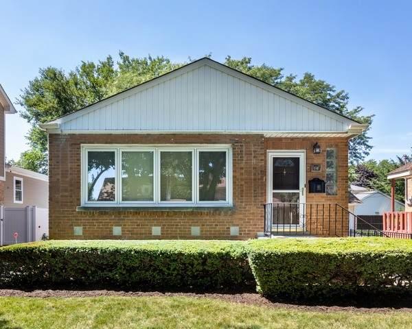 8820 Parkside Avenue, Morton Grove, IL 60053 (MLS #10797478) :: Property Consultants Realty