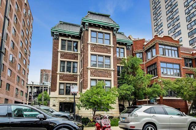 646 W Bittersweet Place #3, Chicago, IL 60613 (MLS #10797513) :: Angela Walker Homes Real Estate Group