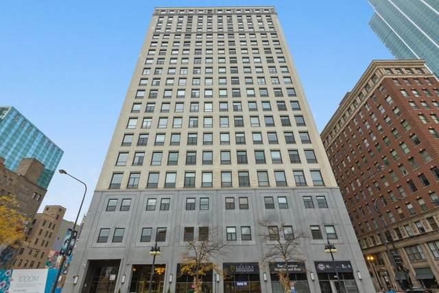 910 S Michigan Avenue #1309, Chicago, IL 60605 (MLS #10797524) :: John Lyons Real Estate