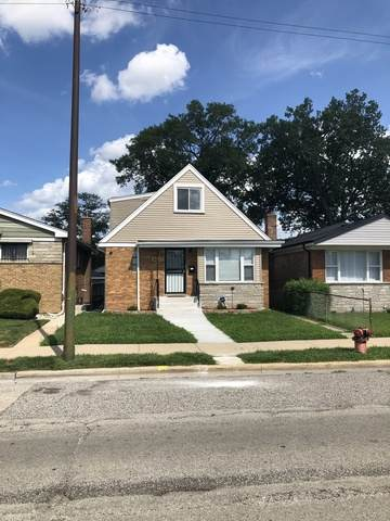 8033 S State Street, Chicago, IL 60619 (MLS #10797575) :: Angela Walker Homes Real Estate Group