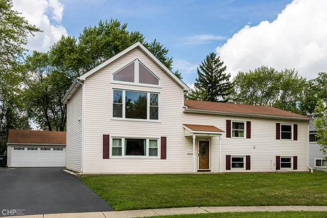 318 Greenbrier Lane, Vernon Hills, IL 60061 (MLS #10797624) :: Angela Walker Homes Real Estate Group