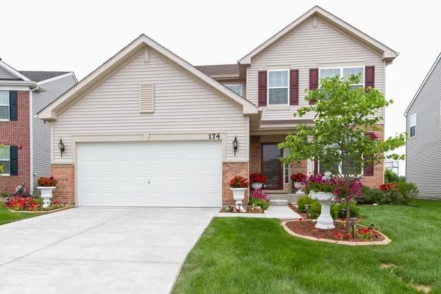 174 Owen Street, Matteson, IL 60443 (MLS #10797718) :: John Lyons Real Estate